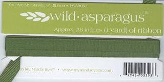 Wild Asparagus - You Are My Sunshine - Ribbon