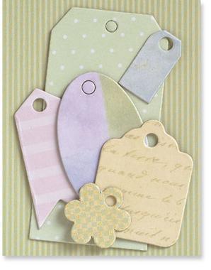 Beyond Postmarks - Paper Tags