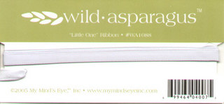 Wild Asparagus - Little One - Ribbon