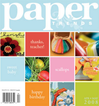 Paper Trends - April/May 2008