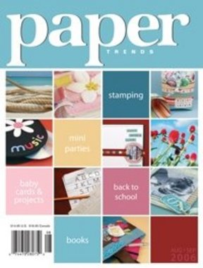 Paper Trends - Aug/Sept 2006