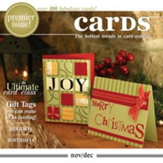 Cards - Nov/Dec 2005