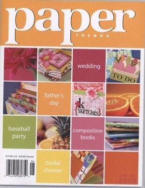 Paper Trends - June/July 2006
