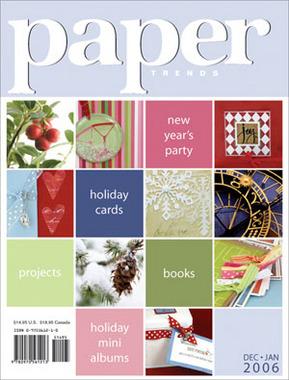 Paper Trends - Dec/Jan 2006