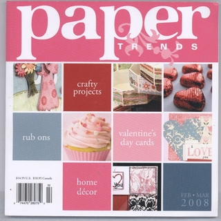 Paper Trends - Feb/March 2008