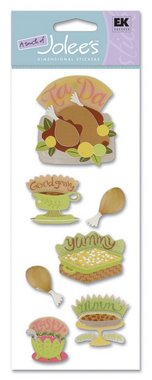 Touch of Jolee's - Thanksgiving Feast