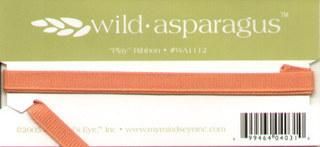 Wild Asparagus - Play - Ribbon