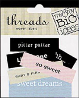 Childhood 2 (Woven Labels)