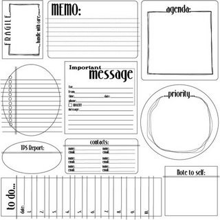 Luxe Designs - to Die for Jotters - Memo
