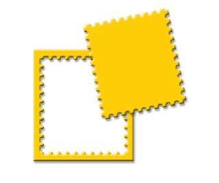 Postage Stamp - Medium
