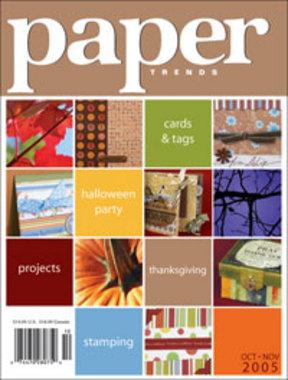 Paper Trends - October/November 2005