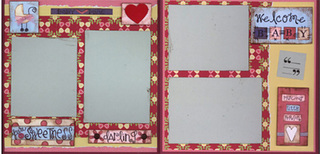 Scrapbooking With Love - Pure Sweetness Kit