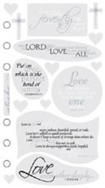 True Faith - Marriage Stickers