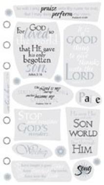 True Faith - Praise Sticker