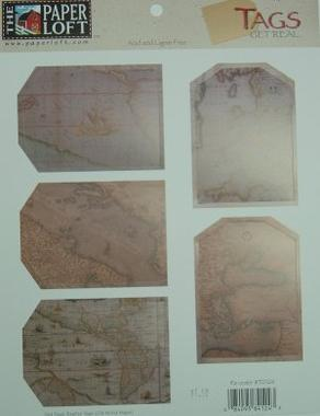 Reality Tags - Old World Maps