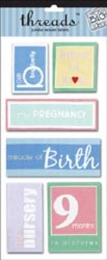 Jumbo Threads - Pregnancy