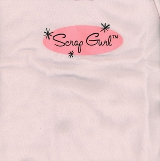 Scrap Girl T-Shirt Large