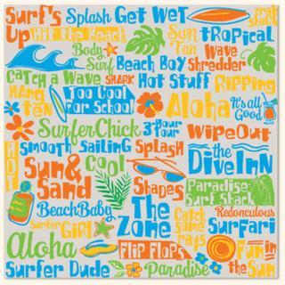 Flair - Surfer Words Vellum
